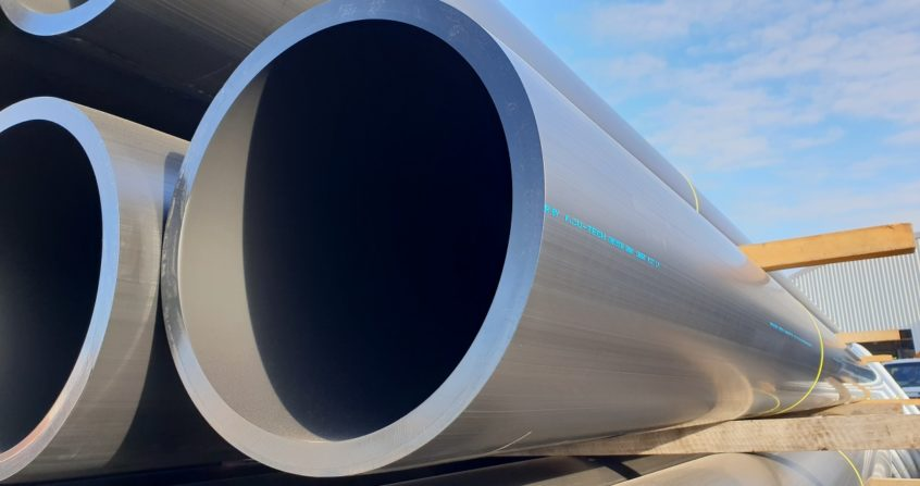 Acu-Black 800mm Pipe - Sml