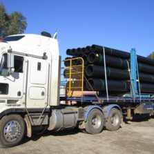 Acu-Black HDPE Pipe for General Application