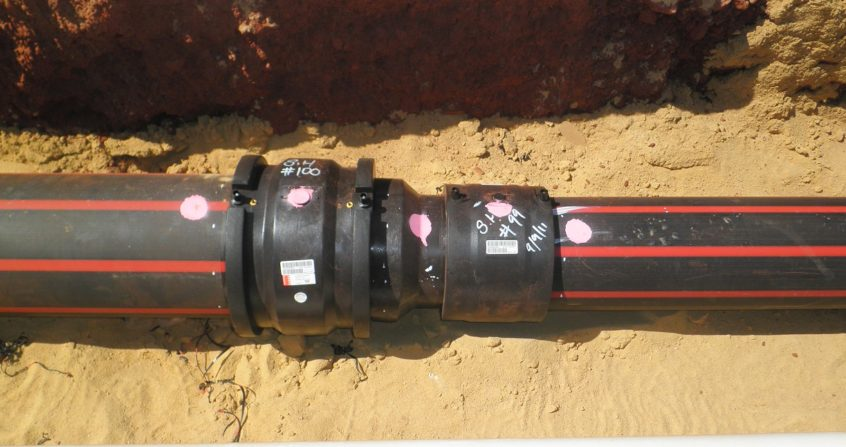 Acu-Fire HDPE Pipe | Acu-Tech Piping Systems