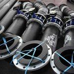 Backing Rings on Custom Fabricated Spool