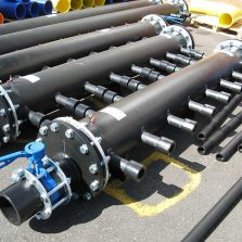 HDPE Custom Fabricated Manifold