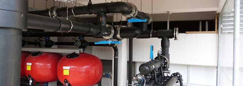 Acu-Tech Piping System HVAC Projects