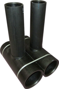 Acu-Tech Fabricated Pipe Fitting Custom Tees