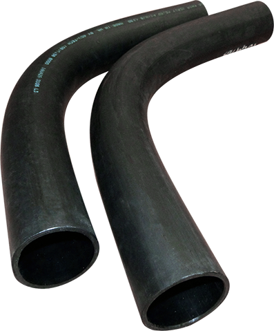 Acu-Tech Fabricated Pipe Fitting Small Sweep Bend