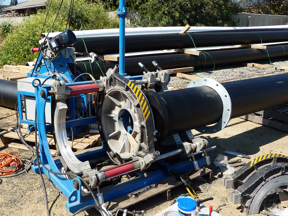 Poly Pipe Hand Tools for Pipeline Installation | Acu-Tech