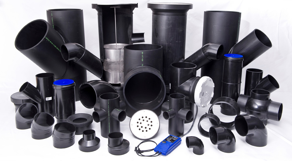 Hdpe Drain Pipe System For Pe Drainage Pipe Acu Tech