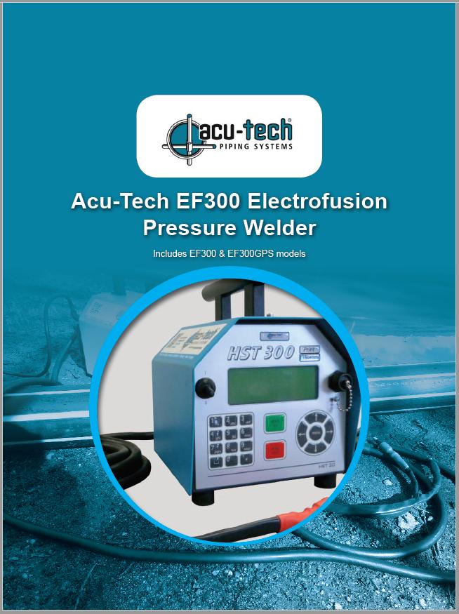 EF Pressure Welder Brochure