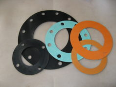 Flange Gaskets for HDPE Pipe