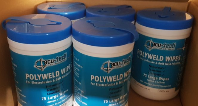 PolyWeld Wipes (4)