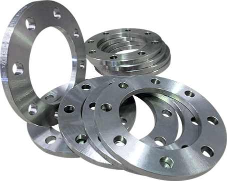 Acu-Tech Pipe Fitting Metal Flanges