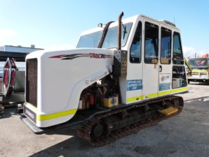 Acu-Tech FastFusion MFT20 Mobile Fusion Trac20 Butt Fusion Tracked Welder for Hire