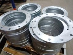 Acu-Tech Galvanised Backing Rings