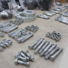 Acu-Tech sells Bolt Sets for pipeline installation