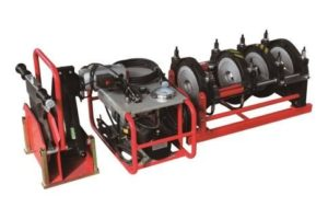 250 HDPE Welding Equipment for Hire
