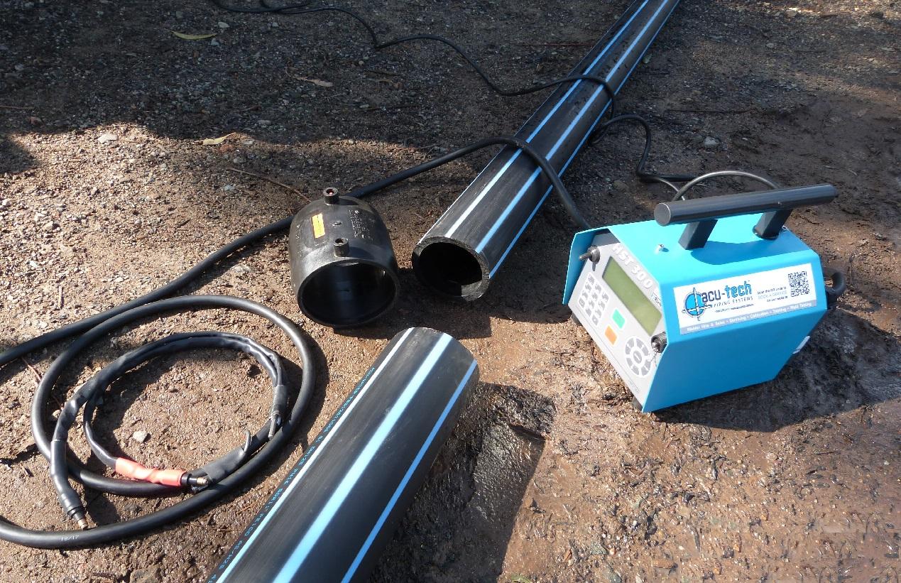 EF Pressure welding tool