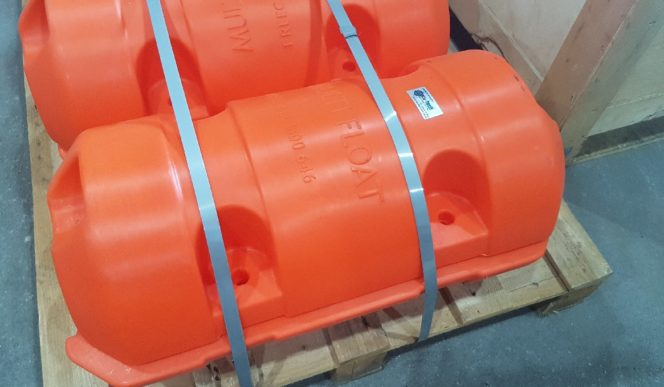 Pipe Floats For Hdpe Poly Pipe Acu Tech Piping Systems