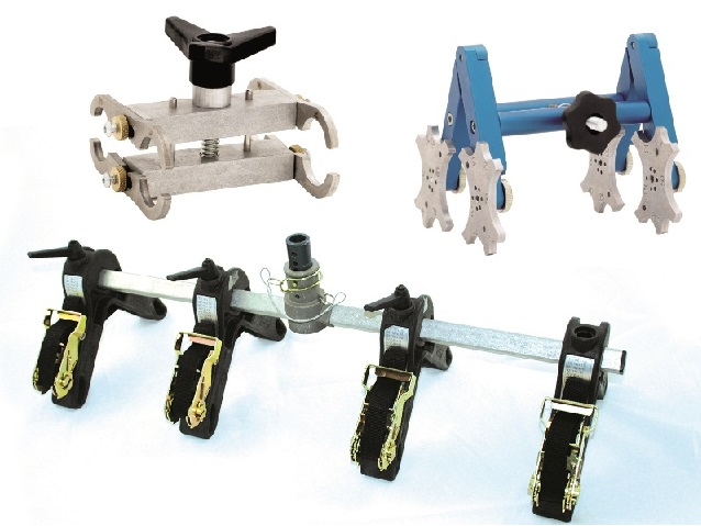 HDPE Pipe Clamps (1) – Sml