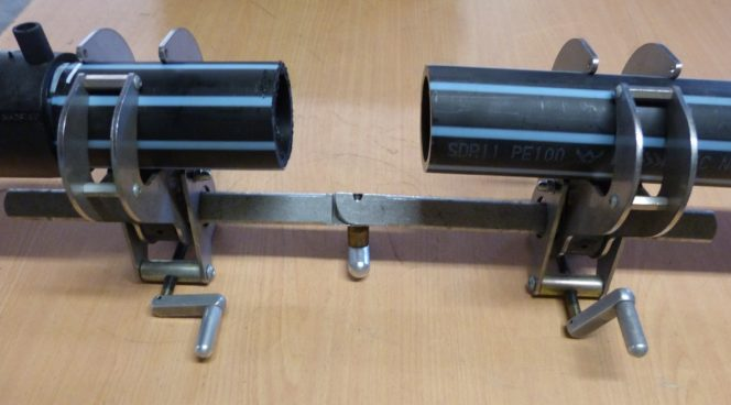 Steel EF Welding Clamps (2) – Sml