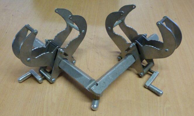 Steel EF Welding Clamps (3) – Sml