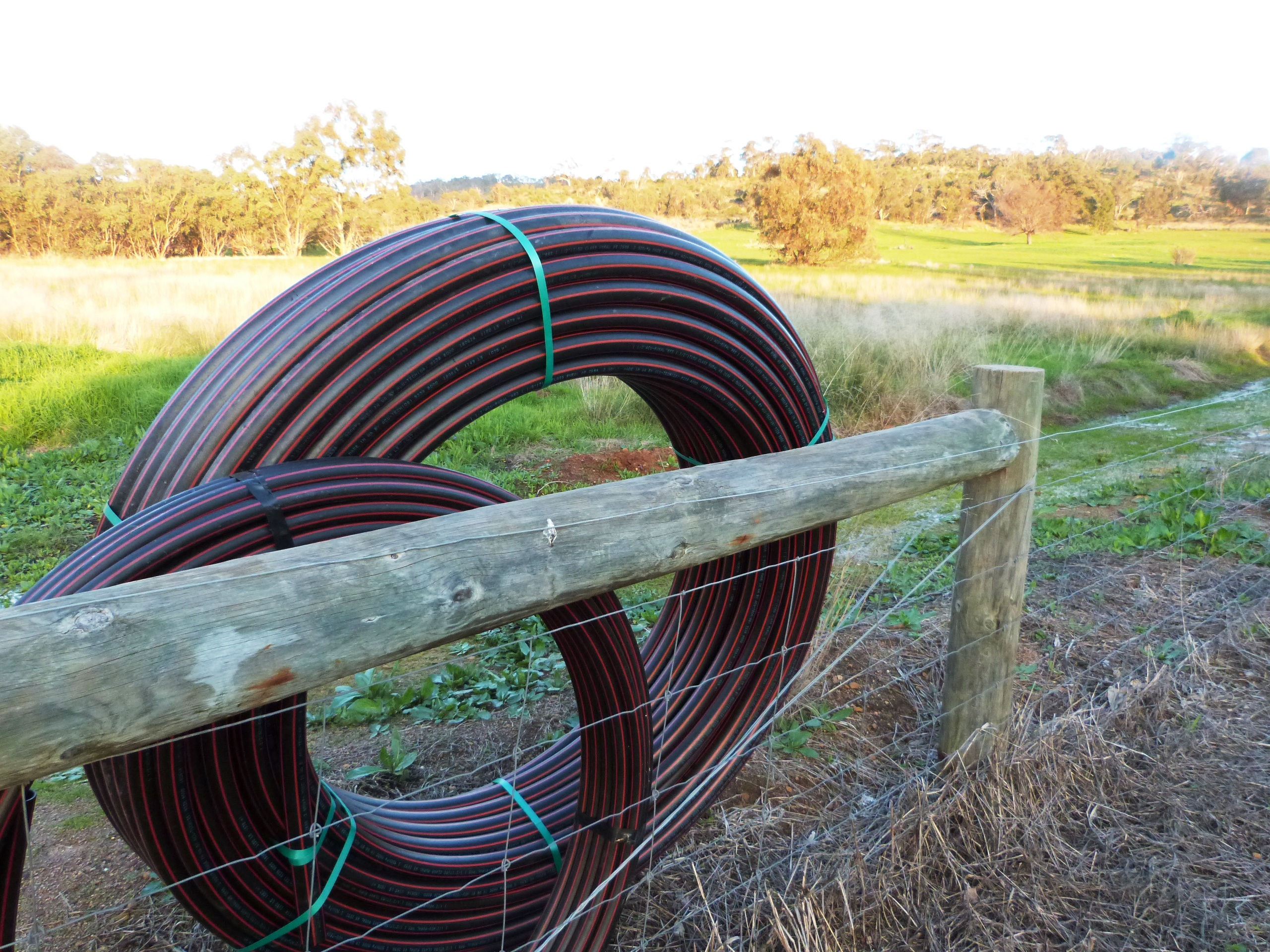 Acu-Rural HDPE Pipe