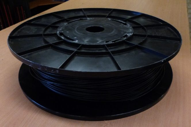 10kg coil Black Polyethylene Welding Wire