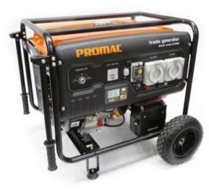 Portable Generator Hire 6.8 KVA