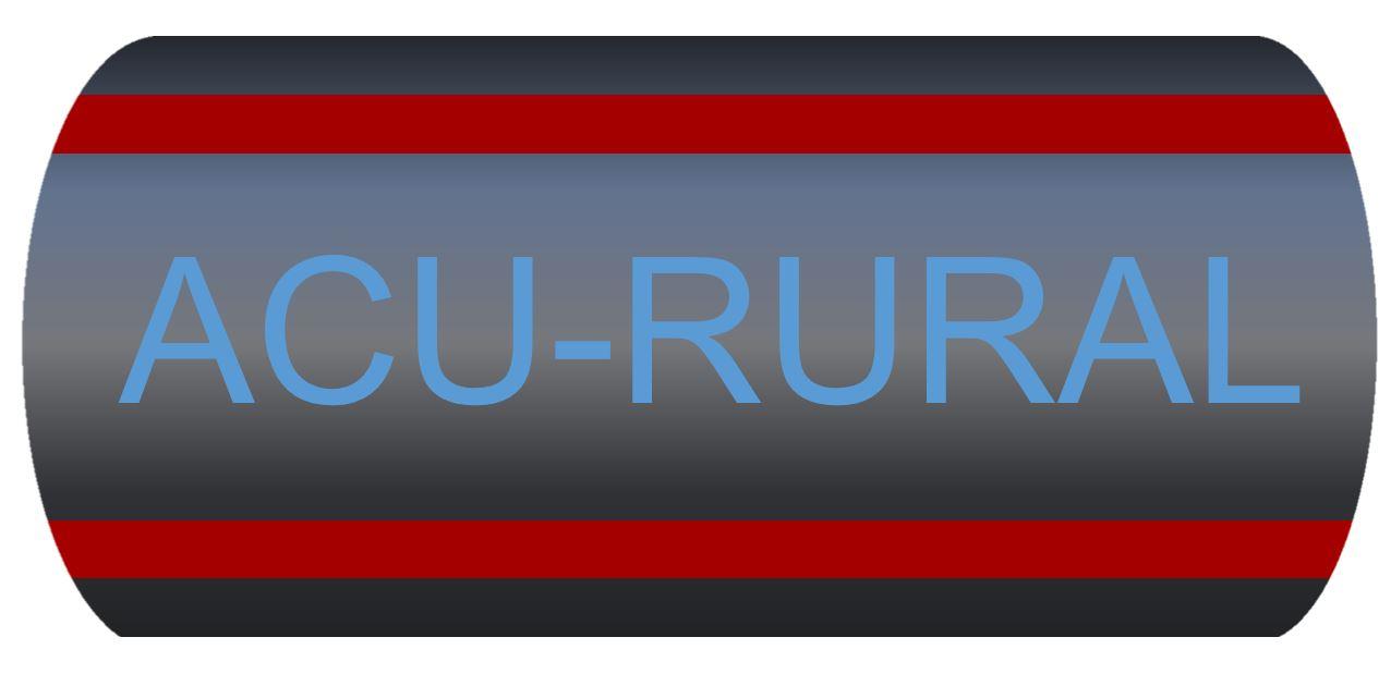 Acu-Rural - HDPE Pipe Black with Brown/Red Stripe