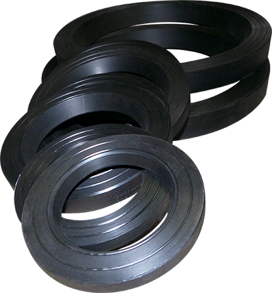 HDPE Butterfly Valve Spacers | Acu-Tech Piping Systems