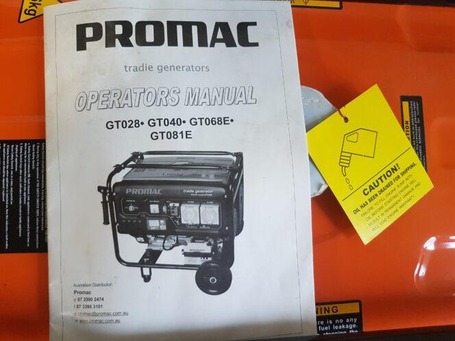 Acu-Tech Generator (2)