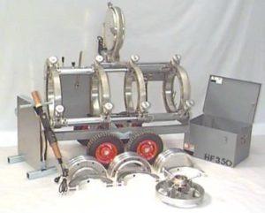 Dixon 350 PE Pipe Welding Equipment Hire
