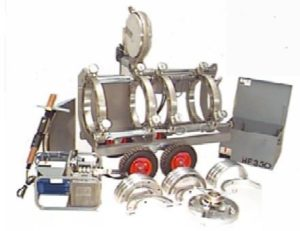 Dixon 350 HDPE Pipe Welding Equipment Rental
