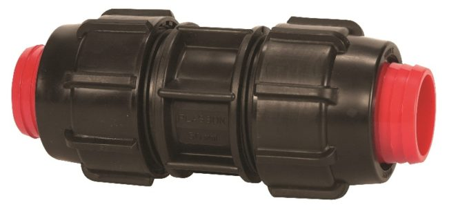 Rural Compression Fitting Coupling