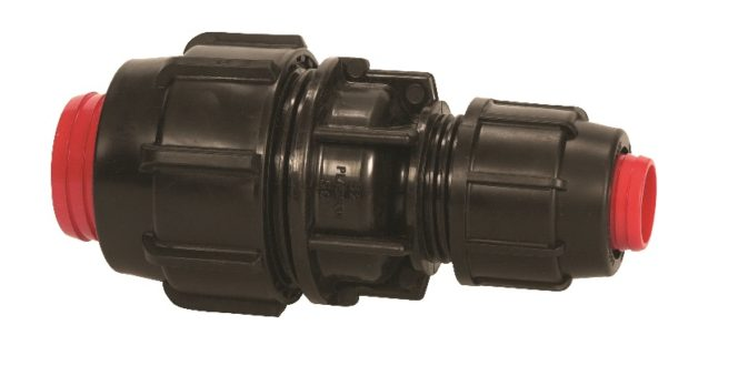 Rural Compression Fitting Reducing Coupling