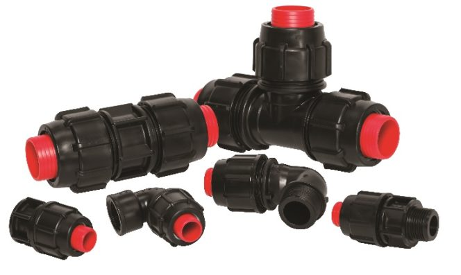 Acu-Tech sells Plasson Rural Compression Fittings