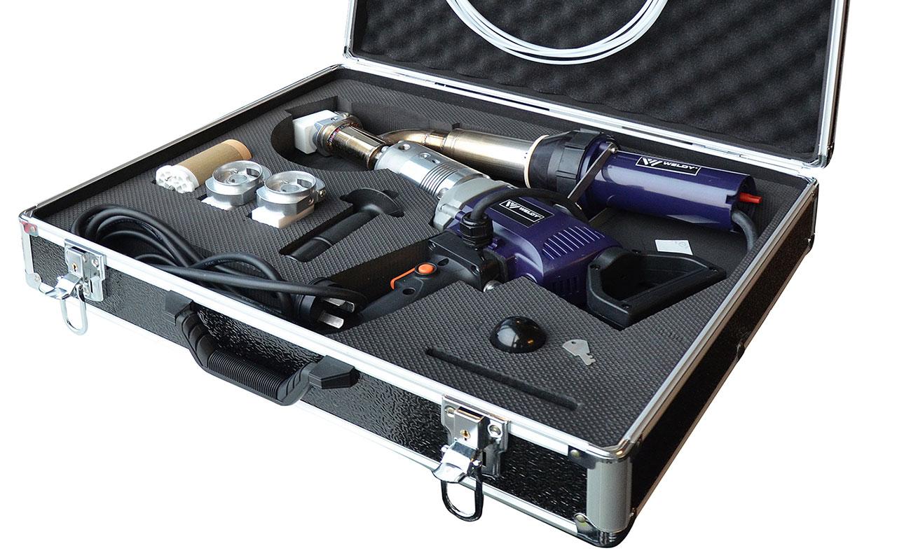 Acu-Tech Sells HDPE Poly Welding Extrusion Guns