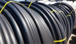 Acu-Subduct Black 32mm Conduit Pipe - PE SUBDUCT is used for Telstra conduit subduct cable ducting