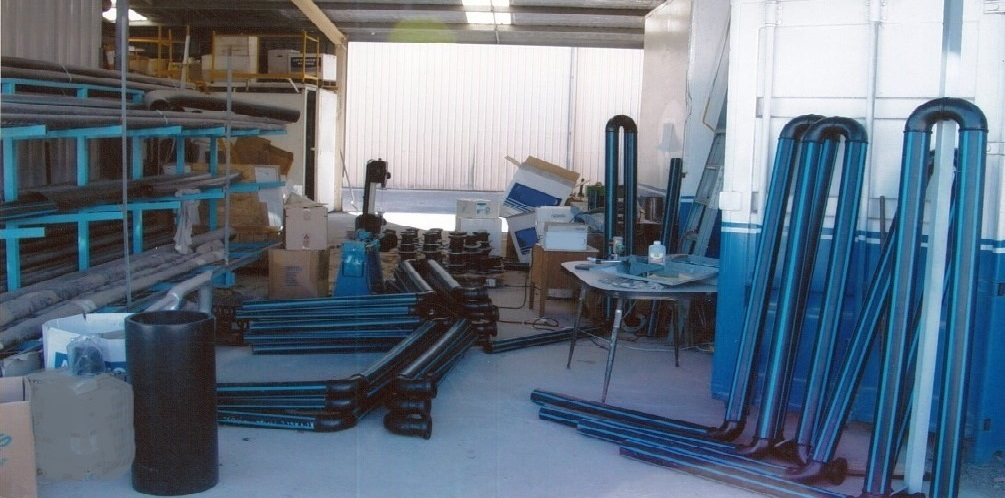 Acu-Tech's does Plastic Fabrication in Perth, Western Australia.