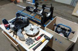 Service HDPE Welder
