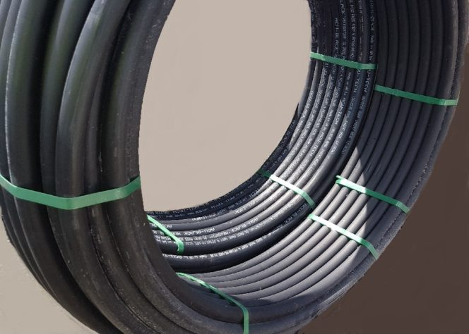 Acu-Tech supplies Telstra Sub-Duct Pipe for protecting cables inside Communcations Conduit