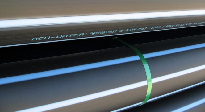 Acu-Water Polyethylene Pressure Pipe Manufacturer WA