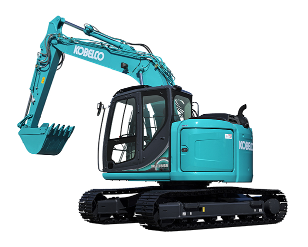Kobelco Excavator for Hire in Perth by Acu-Tech