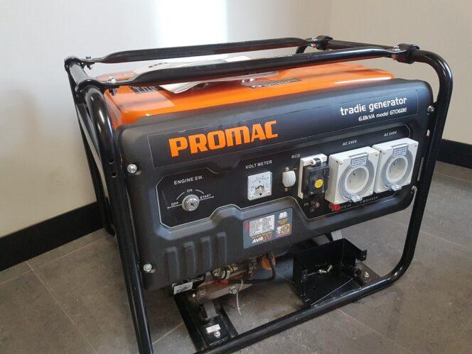 Promac-Generator