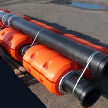 Custom PE Fitting Fabrication of HDPE Pipes