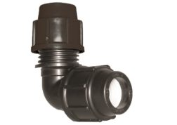 90 Degree Elbow Compression Fitting