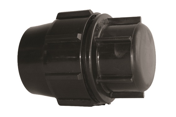 End Cap Compression Fitting