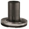 Flanged Adaptor with metal backing flange Compression Fitting