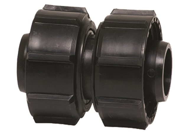 Modular Adaptor Compression Fitting for tight assemblies