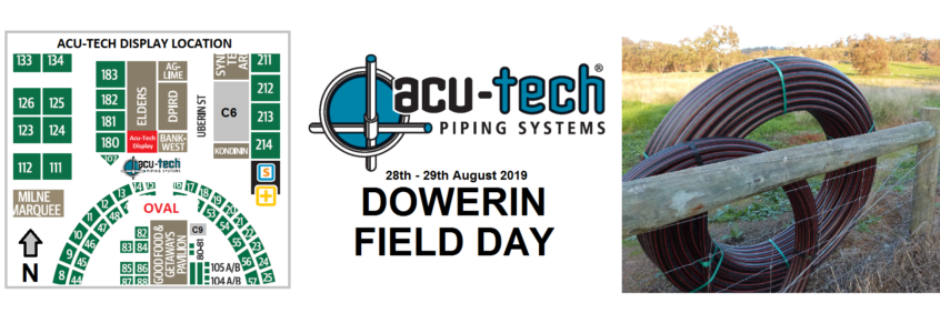 Acu-Tech at Dowerin Field Day 2019 Photo - Website