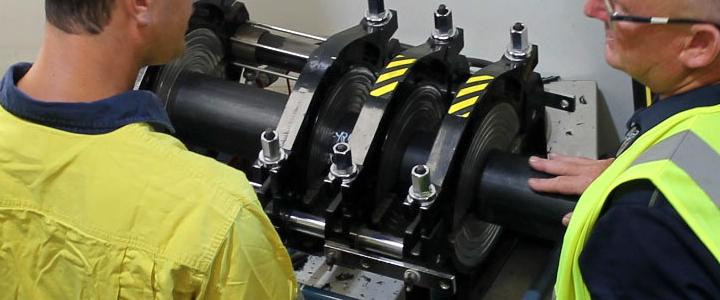 image welding training